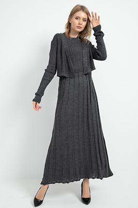 Triko Elbise-41035070517