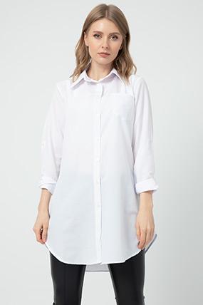 Cepli Uzun Gömlek-41035114284
