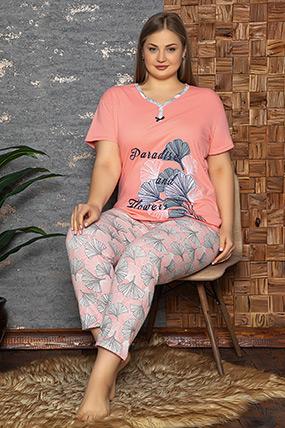 Büyük Beden Pijama Takımı-41035116807