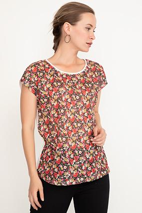 Baskılı T-shirt-41035082684