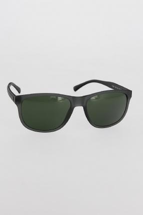 Siyah Renk Çerçeveli Yeşil Camlı Erkek Güneş Gözlüğü-EG602-KS
