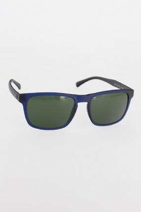 Lacivert Çerçeveli Yeşil Camlı Erkek Güneş Gözlüğü-EG609-KS