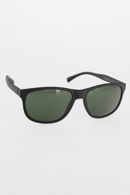 Siyah Renk Çerçeveli Erkek Güneş Gözlüğü-EG600-KS