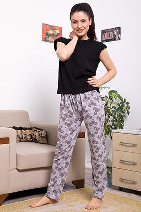 Sweet Baby Baskılı Pijama Altı-P-017347
