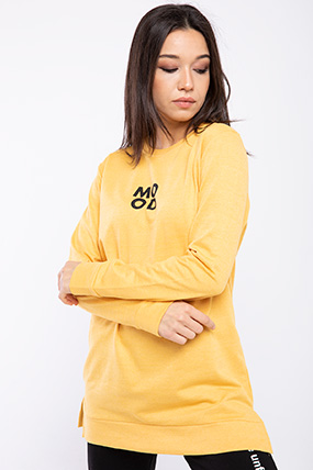 Mood Baskılı Tunik Sweat-P-018127
