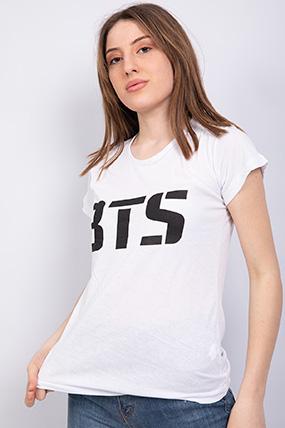 Bts Baskılı Tshırt-P-018483