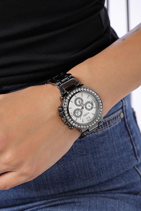 Taslı Bayan Saat-P-018112