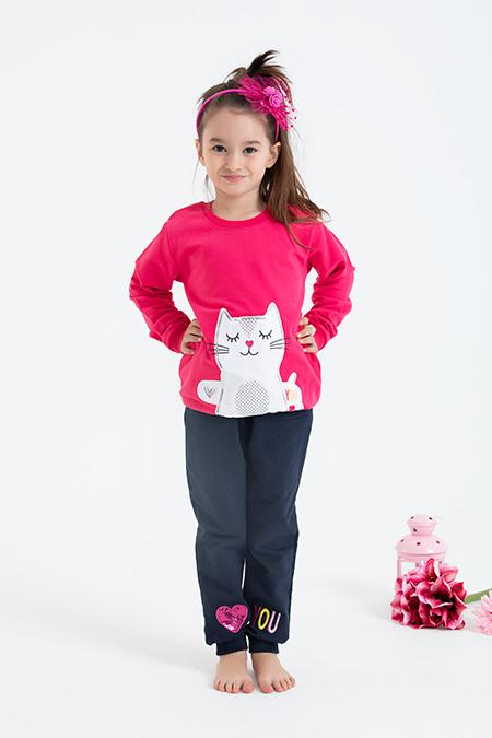 Kız Çocuk Takım - 13070-057428