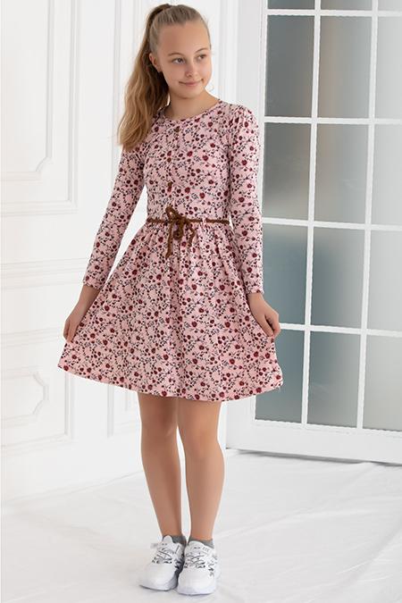 Kız Çocuk Elbise - 19699-395179